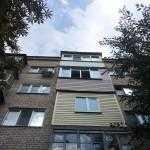 наружная обшивка балкона в Одессе