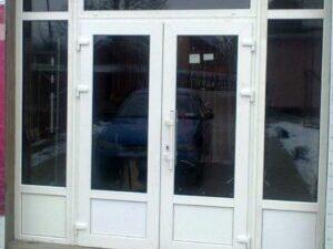 входные штульповые двери в Одессе
